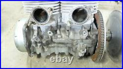04 Arctic Cat Z440 Z 440 LX snowmobile engine motor and front primary clutch