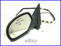 07-13 Tahoe Suburban Yukon Driver LH Side Door Power Mirror GOLD Turn Signal DL3
