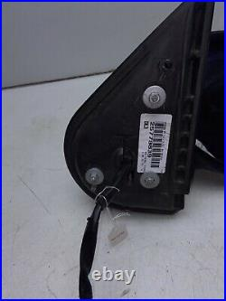 07-13 Tahoe Suburban Yukon Right RH Side Power fold Mirror Turn Signal DL3 X1859