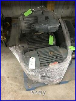 160+ Electric motors, gearbox, axle brakes, shaft brakes, other misc parts