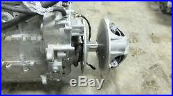 18 Yamaha SR Viper Snowmobile engine motor and primary clutch pulley