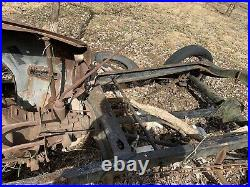 1929 Ford Model A Frame And Motor