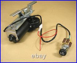 1953 1957 Pontiac 12 Volt Electric Wiper Replacement Motor, C4652032RP