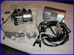 1957 Caddy Trunk Motor System 60 & 62 series Year Guarantee SUMMER SPECIAL