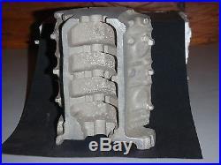1957 Gm Foundry Club Cast V8 Motor Block Minature
