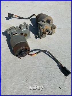 1959 1960 Cadillac OEM Power Vent window motors
