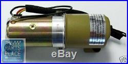 1962-72 GM Cars Convertible Top Motor Pump 4 Pin