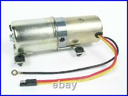 1967 1968 Plymouth Barracuda Convertible Pump Motor