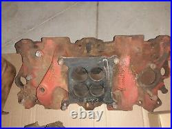1967 chevelle 325 hp 327 motor gm oem complete long block crack checked 202 head