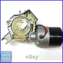 1968-73 GM A Body Wiper Motor Without Grommets First Design