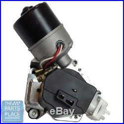 1968-73 GM A Body Wiper Motor and Pump with Grommets First Design