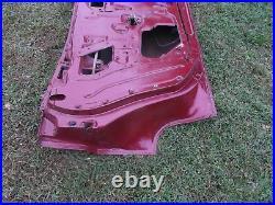 1968 Cadillac Sedan DeVille, Left Rear Door, Motor, Other Parts, Fleetwood, 1967
