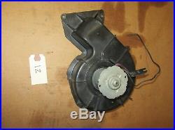 1970 1971 1972 CHEVELLE Rear window defroster defogger Blower Motor SS Malibu