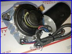 1970 71 72 Plymouth Roadrunner GTX 3 speed wiper motor WARRANTY FREE S/H
