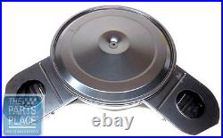 1970-76 Pontiac Lower Carb Ram Air Cleaner 455 H/O Motor WithHeat Diaphragm & Flap