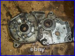 1973 INDIAN 100 vintage motor cases I have lots more parts for this bike/others