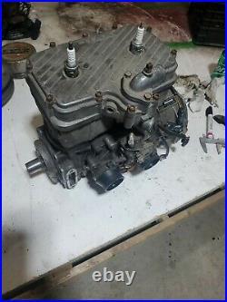 1989 Ski Doo Rotax 580 Twin Snowmobile Engine Motor Formula Mach 1 Grand Touring
