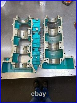 1996 96 Kawasaki 1100 ZXI Jetski Jet Ski Motor Engine Crankcase Crank Case Cases