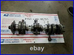 1999-2005 KAWASAKI ULTRA 150 STX-R 1200 ENGINE CRANK SHAFT cases JH1200 STXR