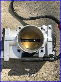 1999 Volvo S80 XeMODeX Throttle Body car parts, Volvo S80 other engine motor