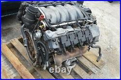 2005 Mercedes Sl500 E500 M113 V8 5.0l Engine Motor Block 71225 Miles Clk500 S500