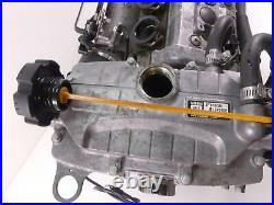 2009 Yamaha Waverunner VX1100 Deluxe Running Engine Motor 98H -Video 6D3-15100-0