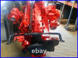 2011 Cummins 8.9 ISL 320HP CNG Motor