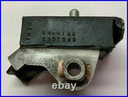 66-70 426 Hemi Road Runner Charger B Body Left Motor Mount Insulator