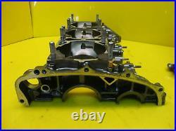 99 Kawasaki Ultra 150 Engine Motor Crankcase Crank Case Cases Block Upper Lower