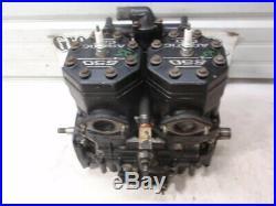 Arctic Cat Wildcat 650 Twin Snowmobile Engine Motor 125psi