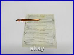 Barn Find Historical Document American Motors Jeep Cj5 1979