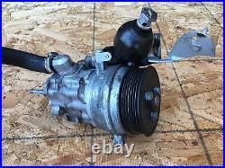 Bmw Oem E65 E66 Engine Motor Active Dynamic Power Steering Rack Pinion Pump