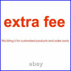 DHL/UPS/Fedex Shipping Fees Extra Shipping Fee Parts Fee or Other Extra Fee