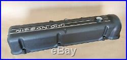 Datsun Z 240Z 260Z 280Z Engine Motor Cam Head Valve Rocker Cover Powder Coated
