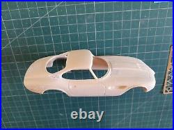 FERRARI 250Gt Bertone 1962 1/32 slot car body and parts for other chassis motor
