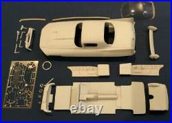 FERRARI 410SA GHIA 1956 1/32 slot car body and parts for other chassis motor ETC