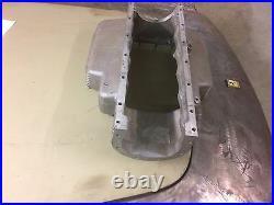 Ferrari 250, 330, 275 NOS Sump Ferrari 128E motor type