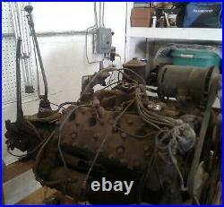 Ford 1948 Flathead Motor
