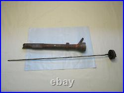 Ford GPW Jeep L134 Motor Dipstick with Tube F