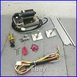 Ford Muscle Car Power Windshield Wiper 2-Speed Motor Upgrade with Harness + Switch