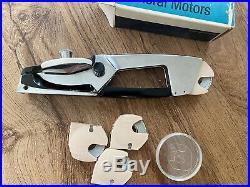 GENERAL MOTORS PROTECT-O-PLATE SYSTEM VINTAGE Dymo GM Tape Embossing Label maker