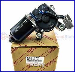 GENUINE Landcruiser 70 71 73 75 78 79 Series RHD Front Windscreen Wiper Motor