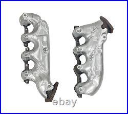 General Motors Exhaust Manifold Set RH 12677665 & LH 12616285 Free Shipping