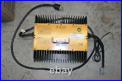 HPEV AC 50 Motor, Curtis 1238e Controller, Elcon 72V Charger, Other Parts
