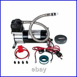 Heavy Duty 12V 140 PSI Air Compressor Motor Kit for Train Horn Off Road Truck