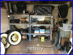 Huge Ford Model A Parts Collection Rebuilt Motor Transmissions Sheet Metal Etc