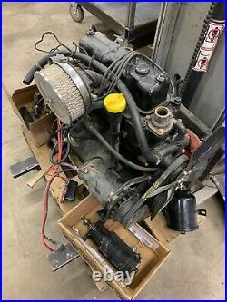 Jeep 134F Engine F134 Complete Motor Willys Kaiser CJ MB Hurricane