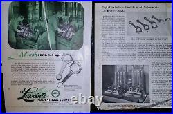 Lot 20 Antique Ford Model T Connecting Rods H F HF. 010 Box Niagara Motors NOS