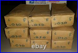 Lot 9 Antique Ford Model T 4 cyl Connecting Rods. 030 w Box Niagara Motors NOS