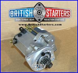 MG later MGB (1968-1980) Modern High Torque Gear Reduction Starter Motor